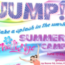JUMP Challenge Summer Camp - for Rising 5th-8th Grade Girls