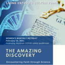 Virtual Women's Evening Monthly Retreat - The Amazing Discovery